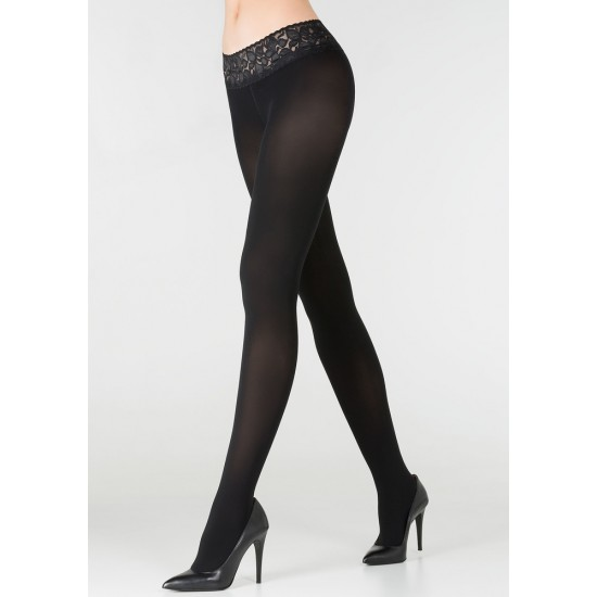 Marilyn pėdkelnės su silikono juosta EroticVita Bassa 100
