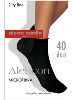 """Moteriškos puskojinės """"ALENCON 40"""""""