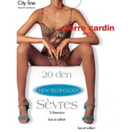 Pierre Cardin moteriškos pėdkelnės SEVRES 20den