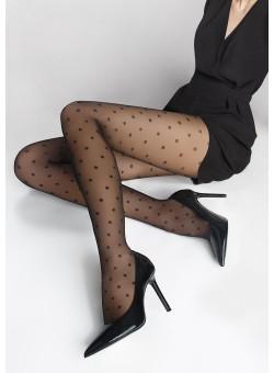 "Moteriškos pėdkelnės ""Flores Dots 02"""