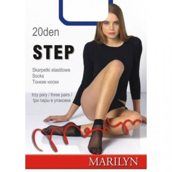 """Kojinaitės """"MARILYN STEP"""" 3 poros"""