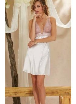 Apatinė suknelė moterims Canotta Corta S/S