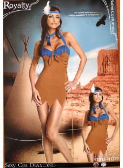 Teminis kostiumas Cowgirl